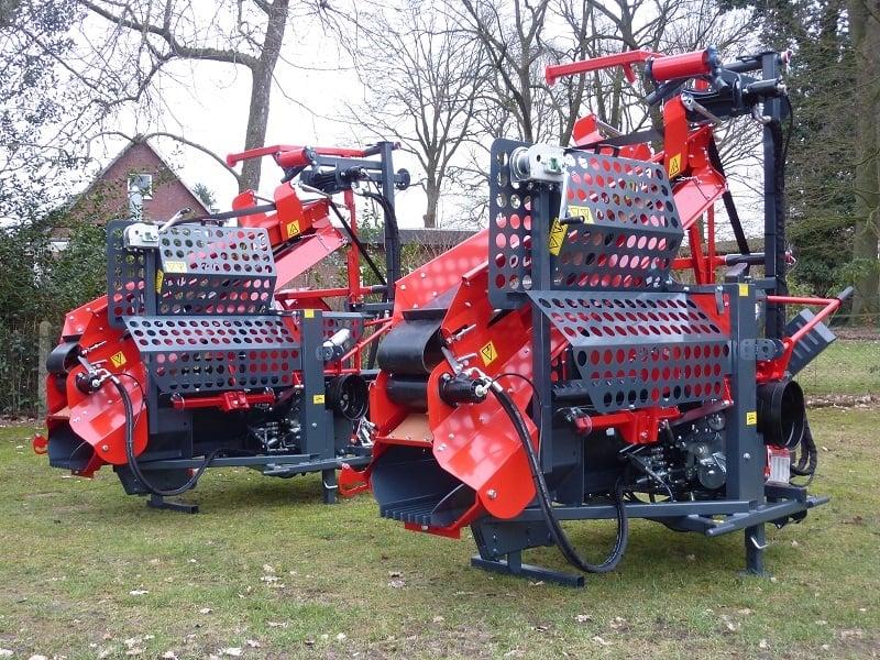PILKEMASTER® EVO36 Sägespaltautomaten bei Forsttechnik Könemann GmbH, 29643 Neuenkirchen
