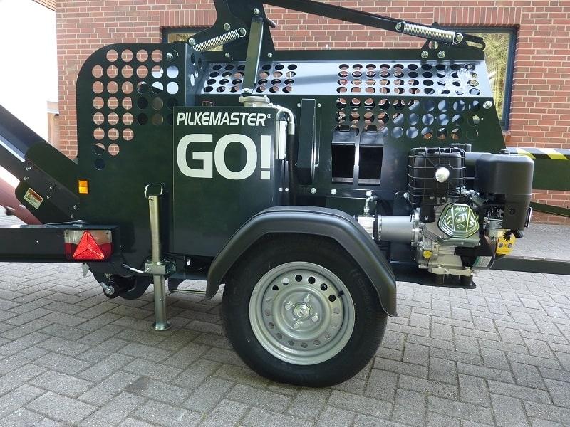 PILKEMASTER® GO! Säge-Spaltautomat bei Forsttechnik Könemann, 29643 Neuenkirchen